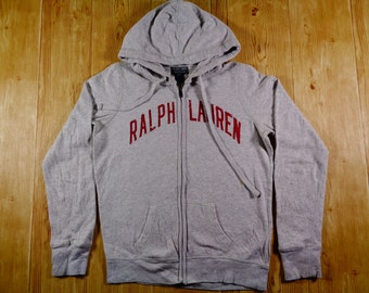 20% OFF Vintage POLO Ralph Lauren Hoodie Gray Original