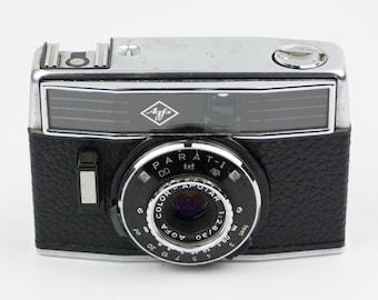Agfa Parat-I Camera with Color-Apotar 30mm f/2.8 Lens 1963-68