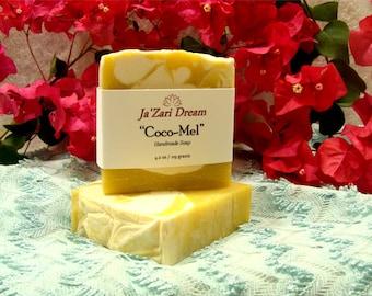 Coco-Mel Handmade Bar Soap