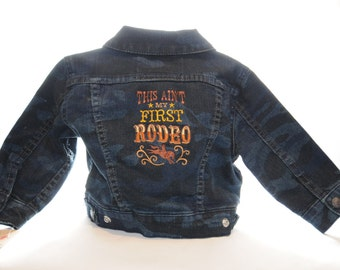 Infant Levis Trucker Jacket