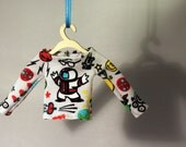 Fancy shirt for Blythe dolls