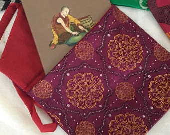 Handmade Tibetan Book Covers
