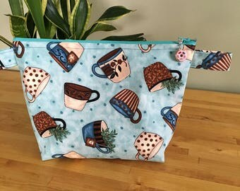 Tea Time Project Bag
