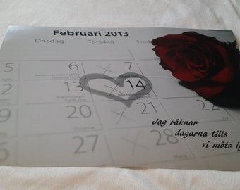 Darkred rose