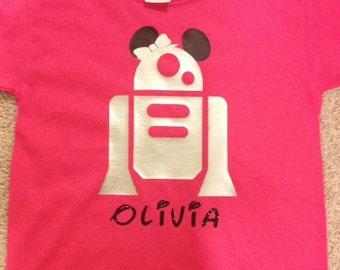 R2D2 Disney Shirt