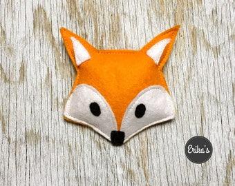 Fox Cat Toy with organic catnip - fox