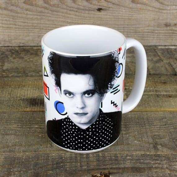 Robert Smith 80s Mug