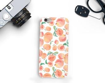 Peaches Phone Case