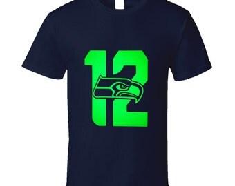 Seahawks 12th Man Tshirt