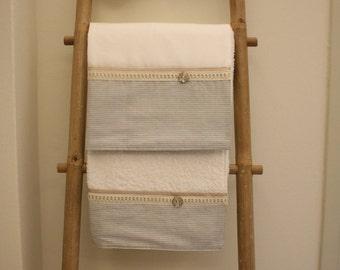 Baptism/Christening Undergarment Set/Ladopana/ Chrisoms/Towel Set/Christening Contents/Lathopana/Greek Orthodox Baptism Set