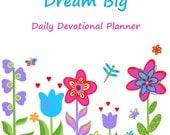 2017 Live Well Dream Big Devotional Planner