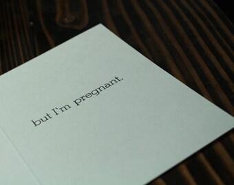 STD..I'm Pregnant