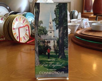 Sample New England In Nearby Connecticut Brochure