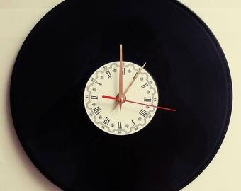 50% discount clock wall clock decor clock vinyl clock clock wall decal