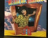 ON SALE Vintage 1984 Weird Al Yankovic in 3D Vinyl Record Excellent Condition