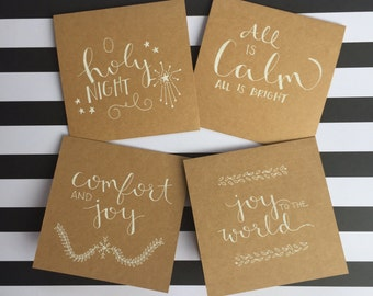 Holiday Card 4-Pack