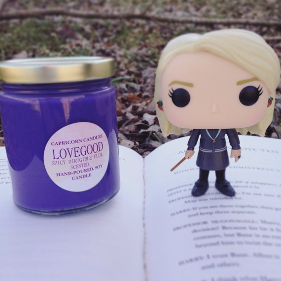 Luna Lovegood 6oz Novelty Candle