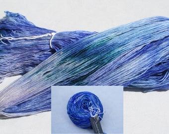 Hand-dyed Merino Wool 100 g