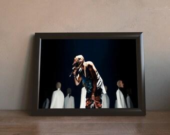 Kanye West Yeezus Poster
