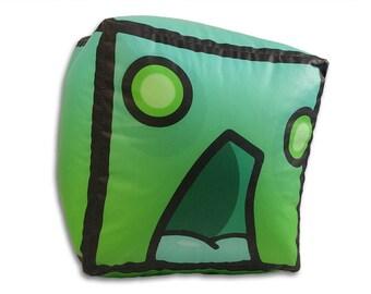 Geometry Dash Icon Plush Toy