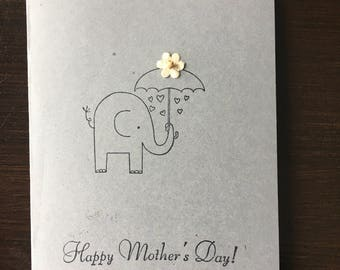 Happy Mother's Day, handmade cards, Mothers Day