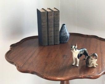 Cat & Dog Ceramic Figurines
