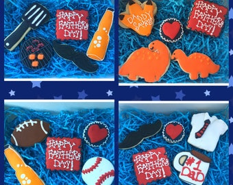 LOCAL PICKUP Fathers Day Cookies
