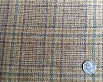 Castle Rock, Felted Wool Fabric for Rug Hooking, Wool Applique and Crafts
