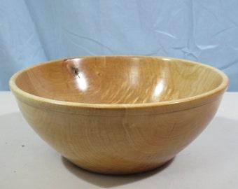 maple bowl #4