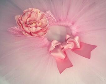Tutu Skirt, Pink Tutu skit, Flowergirl Tutu, Smash Cake, Girls Tutu, Baby Photography, Wedding Tutu, Flower Girl Tutu, Girls Tutu Skirt,