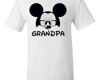 Mickey Shirt, Disney Vacation shirt, Mickey head shirt, Minnie head shirt, Disney shirt