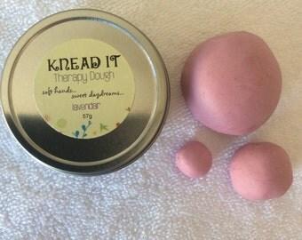 KNEAD iT Therapy Dough - Lavender