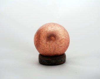 Copper Sphere, 25mm