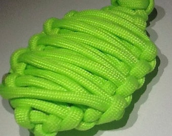 Paracord Grenade Keychain
