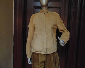 Vintage Suede Stetson Jacket