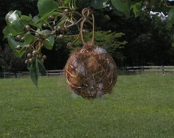 Alpaca Fiber Stuffed Nesting Balls