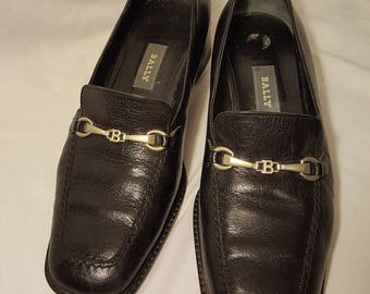 Bally Stoica with Vanity Buckle Size 40