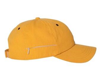 Zipper Cap