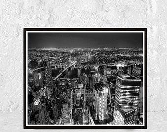 new york print, new york art, new york poster, new york city, new york skyline, home decor, nyc print, nyc art, new york printable,
