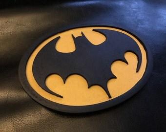 Batman 1989 Resin Emblem Costume Prop