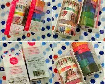 2 pk Bundle Set by Jane Davenport Art Designs : 2  Washi Tape Sets by Jane Davenport