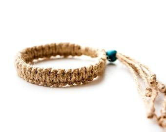 Woven Macramé Jute Bracelet, Woven Bracelet, Macrame Bracelet, Eco Bracelet, Friendship Bracelet, Jute bracelet, Boho Bracelet, Boho Jewelry