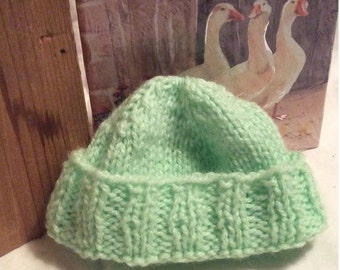 Knitted Traditional  Hat
