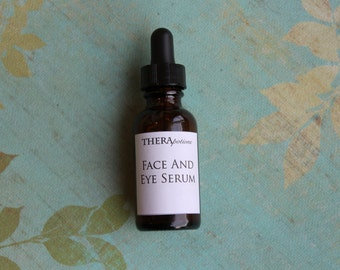 Face and Eye Serum - All skin types