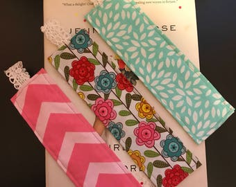 Beautiful handmade bookmarks!
