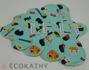 Luxury Cloth Pad Set 4