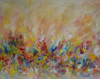 A colourful Waltz (31 x 60)