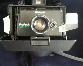 Polaroid ProPack Camera and ProFlash