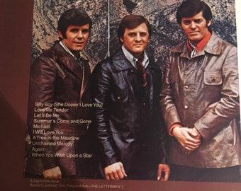 The Lettermen Vinyl