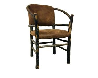 Hickory Moose Hoop Chair
